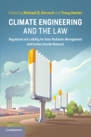 Climate Engineering and the Law