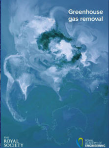 Greenhouse gas removal